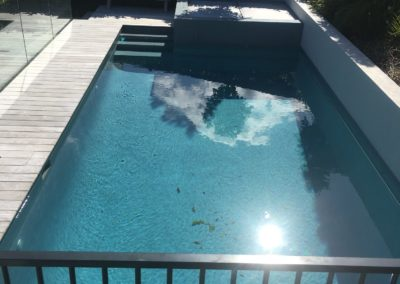 Nothcote Concrete Spa Pool