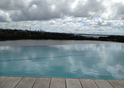 Orakei Weir Edge Swimming Pool