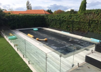 St Heliers Swimming Pools with In Ground Cover